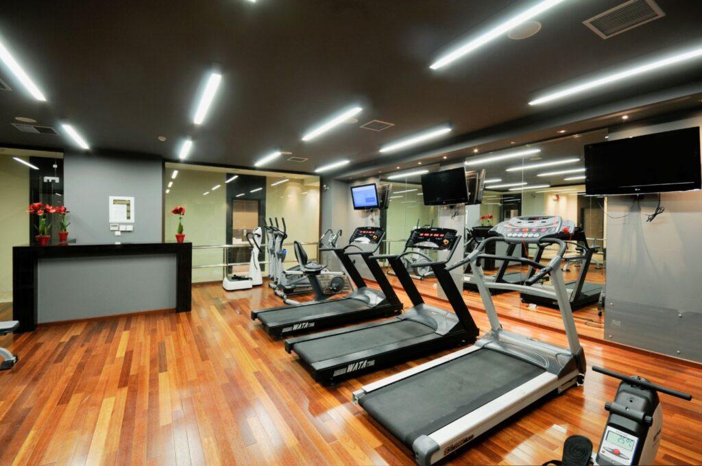 Polyastron Samson Gym