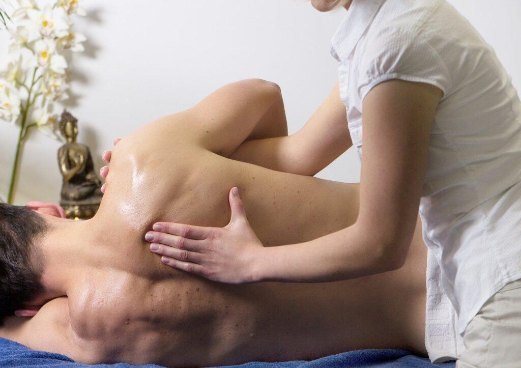 Aurora Spa Polyastron Therapeutic Massage